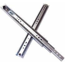 Corrediça / Trilho Telescópico 45cm Mini Light - Cap. 30kg