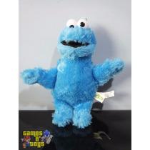 Pelucia Come Come Cookie Monster Vila Sesamo Sesame Street