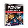 Far Cry Compilation Ps3 Nuevo Fisico Sellado Pack 3 Juegos