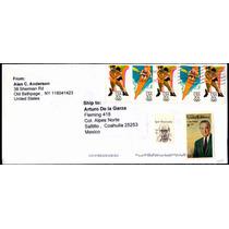 0141 E U A Carta Ciculada Tira Olimpadas 84 7 S 2013