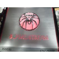 Soundstream Amplificador 1600 4 Canales Multi Color Camaleon