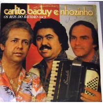 Lp Carlito ,baduy E Voninho - Os Reis Do Batidão - Desquit