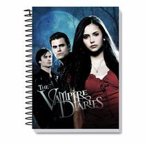 Caderno 10 Matérias The Vampire Diaries