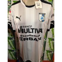 Jersey Gallos Blancos Queretaro Puma 2015 100%original Proff