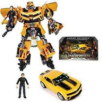 Juguete Hasbro Transformers Rotf Alianza Humana Figura Abej