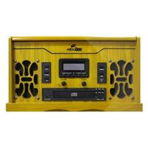 Retrobee Toca-discos Vinil / Pendrive / Cd / Fita Cassete