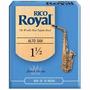 Dos Cañas Sax Alto 1 1/2, 2 O 2 1/2 Rico Royal Rjb1015(10)