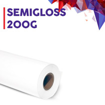 Papel Fotográfico Semigloss 250gr - 20 Folhas 10x15