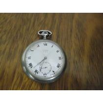 Relógio Longines 3 Estrelas De Bolso