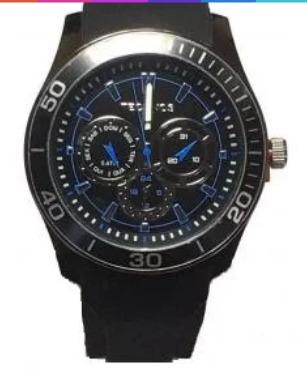 9d8b49390f653 Relógio Masculino Technos Analógico Casual 6p29aiq 8p - R  420,00 em  Mercado Livre