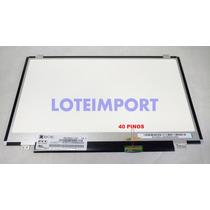 Tela 14.0 Led Slim Para Dell Vostro 5470 Sem Touch - Nova