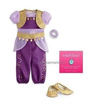 Disfraz Para Niña American Girl Mi Ag Genie Traje Para Las