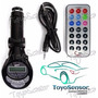 Transmisor Fm Y Adaptador Mp3 Para Carro. Reproductor