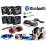 Audifonos Bluetooth Inalámbricos Mp3 Radio Fm Micro Sd
