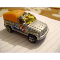 Matchbox Troop Carrier