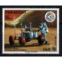Paraguai 1973 * Missão Apollo 15 * Veículo Locomoção Lunar
