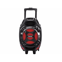 Bafle Bocina Amplificada Karaoke Bluetooth 8 Usb Sd Aux