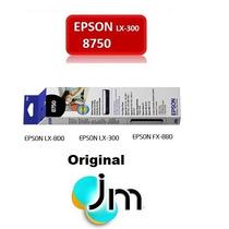 Jm77 Cinta Epson 8750 Original Para Lx-300 Lx880 Lx800
