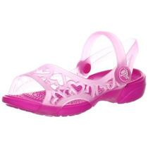 Sandalias Crocs Niñas Originales
