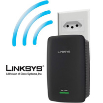 Repetidor De Sinal Wireless Linksys Re1000-br 300mbps Semfio