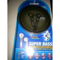 Audifonos Jwin Jhe6 Super Bass