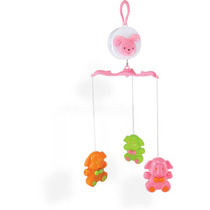 Brinquedo Para Bebe Mobile P/berco Elefante Musica Ctf