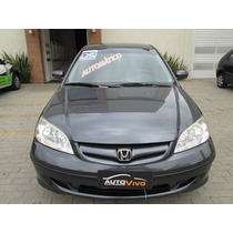 Civic 1.7 Lxl Automatico