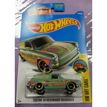 Custom 69 Volskwagen Squareback Vw Art Hot Wheels Trabucle