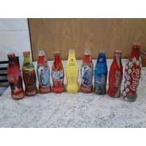 Bottelitas Coca Cola Coleccion 9 Botellitas