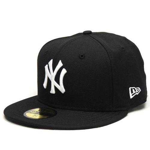 Boné Aba Reta New Era 59fifty Mlb New York Yankees Novo - R  120 6d9f8061a09