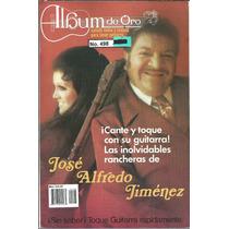 Album De Oro Núm. 498 José Alfredo Jiménez
