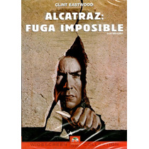 Dvd Alcatraz: Fuga Imposible ( Escape From Alcatraz ) - Don