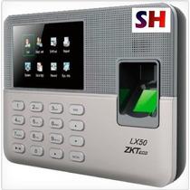 Reloj Checador Huella Digital Biometrico Usb Sd Asistencia