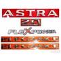 Emblemas Astra 2.0 Flex Elegance - 04 À 11 - Modelo Original