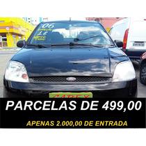 Ford Fiesta 1.6 Mpi Trend Sedan 8v Flex 4p Manual 2005/2006