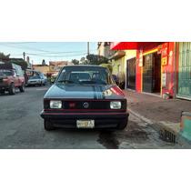 Volkswagen Caribe Gt 1984