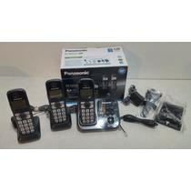 Telefono Inalámbrico (kit De 3) Panasonic Kx-tg4733b
