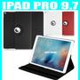 Funda Para Apple Ipad Pro 9.7 Case Giratorio Cuero D Calidad