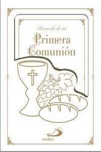 d7e930a7723 Recuerdo De Mi Primera Comunión  Libro De Oraciones (mis Pr -   81.900 en  Mercado Libre