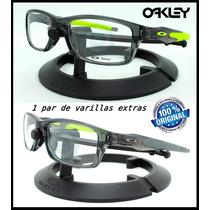 Armazon Oftalmico Oakley Crosslink Ox8030-02 Varillas Extra