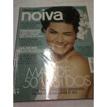 Revista Manequim Noiva - Noite Ou Dia - Penteados