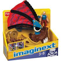 Imaginext Navio Pirata X7659 Parc. S/juros
