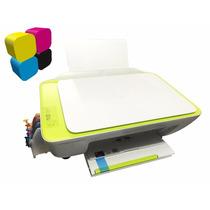 Impresora Hp Multifuncional Deskjet 2135 + Sistema Continuo