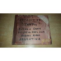 Attaque 77 - Trapos 2001 Muy Buen Estado