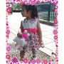 Vestido Para Niña Todas Las Tallas. Mujer Fiesta Infantil