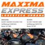 Delivery En Moto Agencia Maxima Express 4931-5429