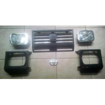 Grade Dianteira Toyota Bandeirantes 14b Kit Completo