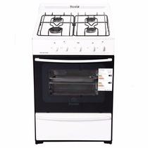 Cocina Escorial Master Gn 56cm 4 Hornallas Gas Natural