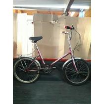Bicicleta Antigua Mini Vargas Aro 20 Operativa