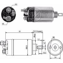 Automatico Partida Motor Arranque Fusca Brasilia Kombi Z 521